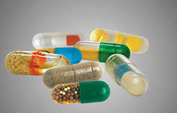Capsules are the dosage forms in which the drug formulation in a powder, semisolid, or liquid form is enclosed in a shell.