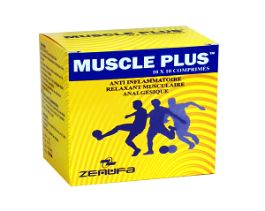 MUSCLE PLUS® oral tablets