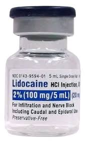 Lidocain: Clinical information, Dosage and uses