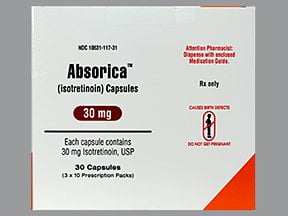ABSORICA® (isotretinoin)