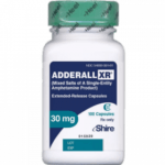 ADDERALL XR® (mixed salts of a single-entity amphetamine product)