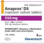 NAPROSYN Tablets, EC-NAPROSYN, and ANAPROX DS (naproxen)