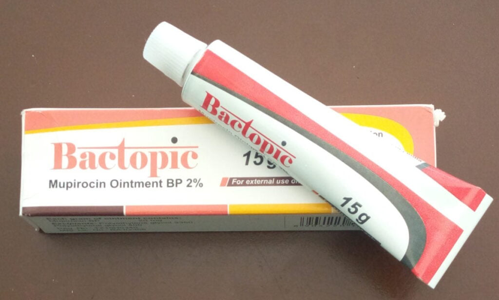 BACTOPIC OINTMENT 2%